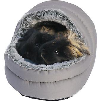 Rosewood Snuggles Two Way Hooded Pet Bed