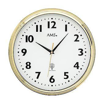 Veggen klokkeradio AMS - 5963