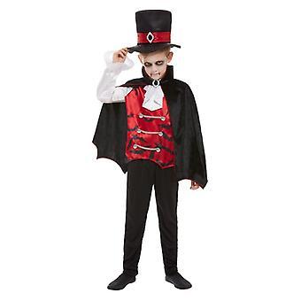 Niños Halloween Vampiro traje de fantasía