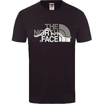 La North Face Mountain Line T0A3G2JK3 t-shirt da uomo estivo universale
