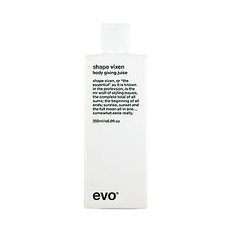 Evo Shape Vixen Body Giving Juice