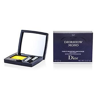 Christian Dior Diorshow Mono Wet & Trockener Hintergrund Lidschatten - 547 Gelb 2,2 g/0,07 Unzen