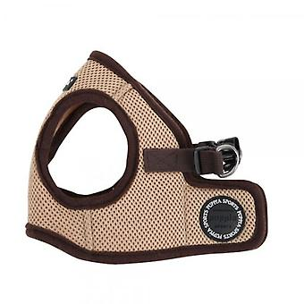 Puppia Soft harness Vest B Beige (Dogs , Collars, Leads and Harnesses , Harnesses)