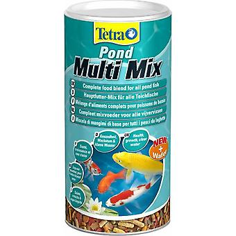 Tetra Pond Multimix 1lt- 11018 (Fish , Ponds , Food for Pond Fish)