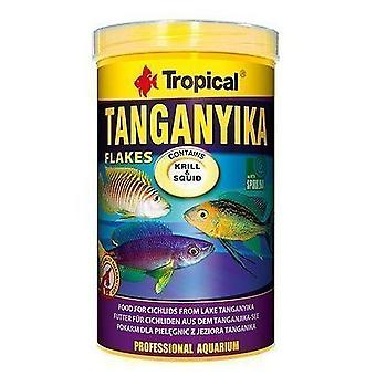 Tropical 77214 Tanganika 250 Ml (Peixe , Comida , Água quente)