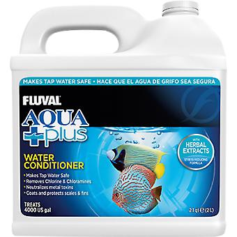 Fluval Water Conditioner Aquaplus (Fish , Maintenance , Water Maintenance)