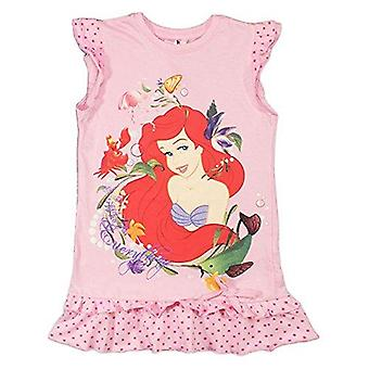 Disney princess ariel girls tunic top vest mermaid