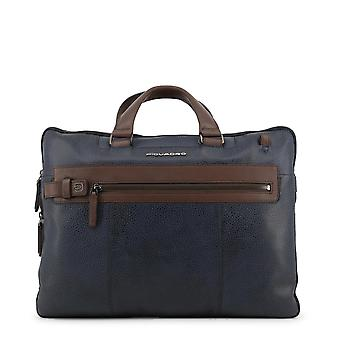Piquadro Original Men All Year Briefcase - Blue Color 32635