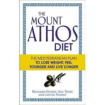 Berget Athos kosten: Medelhavet planen att gå ner i vikt, känner mig yngre och lever längre