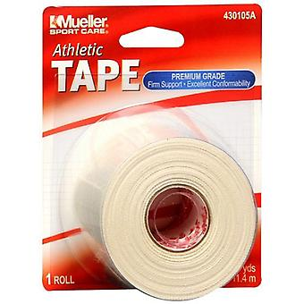 Mueller sport care sport care athletic tape, 1.5 inch x 12.5 yards, 1 ea