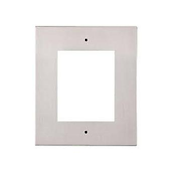 2N Ip Verso Frame For Flush Installation 1 Module