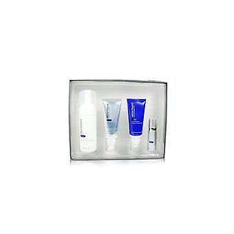 Skin Active Repair Kit: Exfoliating Wash + Matrix Support SPF30 + Cellular Restoration + Intensive Eye Therapy 4pcs