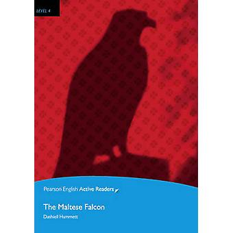 Level 4 The Maltese Falcon Book amp MultiROM with MP3 Pack by Dashiell Hammett