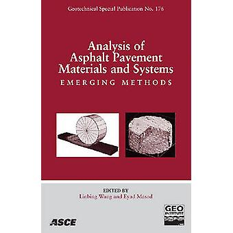 Analysis of Asphalt Pavement Materials and Systems - Engineering Metho