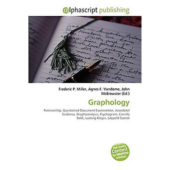 Graphology by Frederic P Miller - 9786132558497 Book