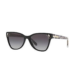 Bvlgari BV8208 501/8G Preto/Cinza Gradiente Óculos de Sol