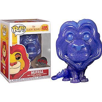 Lion King Spirit Mufasa US Exclusieve Pop! Vinyl