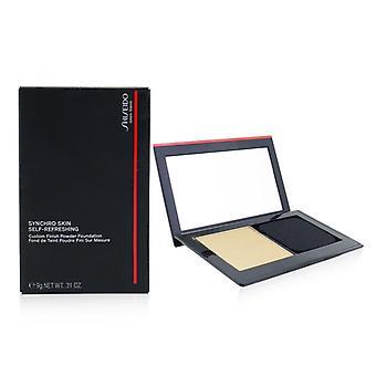 Synchro Skin Self Refreshing Custom Finish Powder Foundation - # 340 Oak - 9g/0.31oz