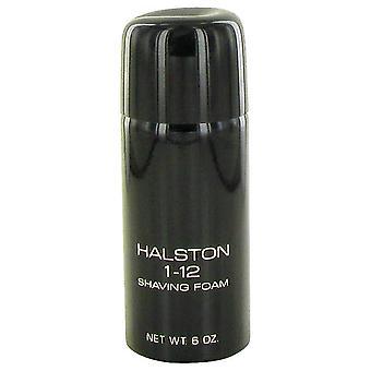 Halston 1-12 Shaving Foam By Halston 6 oz Shaving Foam