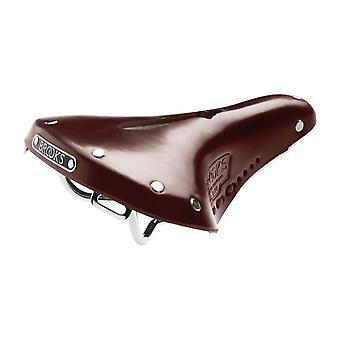 Brooks Saddle - B17 Carved