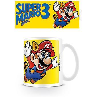 Super Mario Bros 3 NES Okładka Kubek