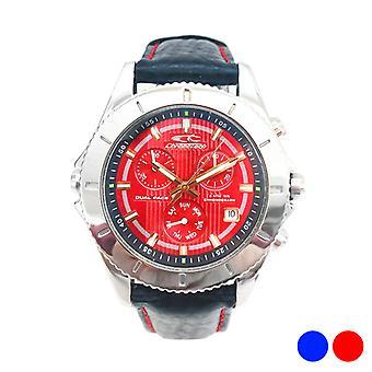 Miesten's Watch Chronotech CT7636M-05 Käännettävä (50 Mm)
