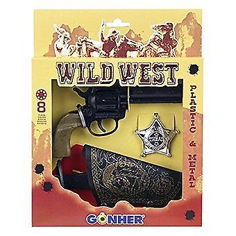 Western Guns Gonher seti (3 adet)