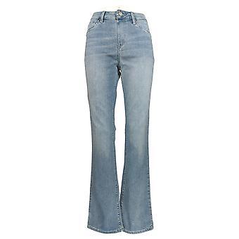 Laurie Filz Frauen's Jeans Silky Denim Pull-On Baby-Bell Blau A377109