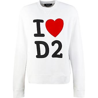 Dsquared2 I Love D2 Sweat