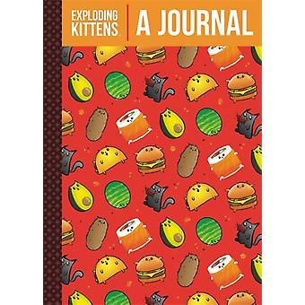 Exploding Kittens A Journal