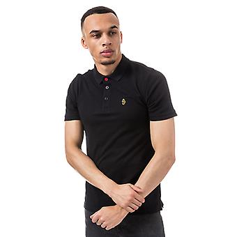 Men's Luke 1977 Williams Polo Camisa en negro