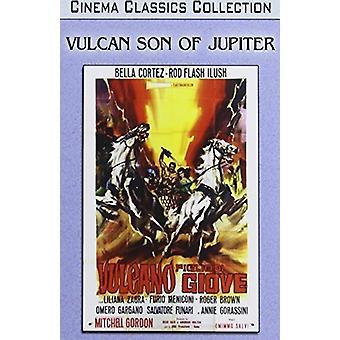 Vulcan zoon van Jupiter [DVD] USA import