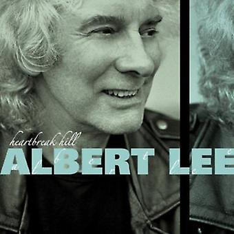 Albert Lee - Heartbreak Hill [CD] USA import