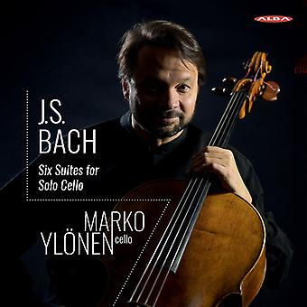 Six Suites For Solo Cello [CD] USA import