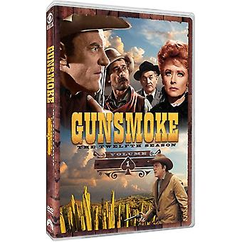 Gunsmoke: Den tolfte säsongen - Vol 1 [DVD] USA import
