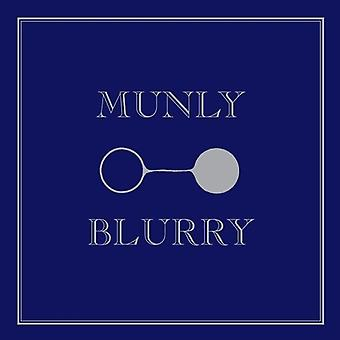 Munly - Blurry [CD] USA import