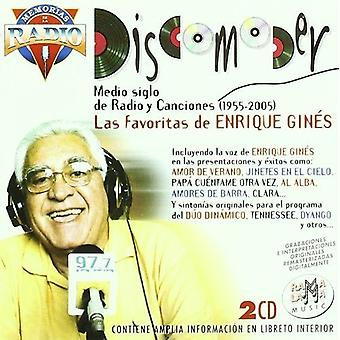 Discomoder: Memorias De La Radio [CD] USA import