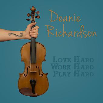 Love Hard, Work Hard, Play Hard [CD] USA import