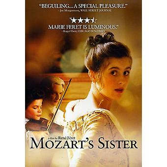 Mozart's Sister [DVD] USA import