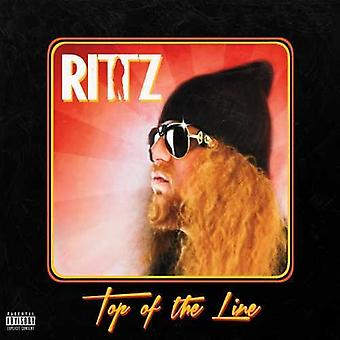 Rittz - Top of the Line(Std) [CD] USA import