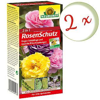 Sparset : 2 x NEUDORFF 2in1 Rosenschutz