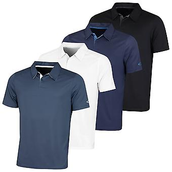 Oakley Mens 2020 Divisional Polo 2.0 Leve Golf Polo Shirt