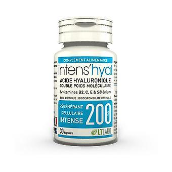 Intens'hyal 30 capsules