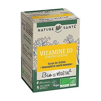 Vitamine D3 BIO 60 comprimés