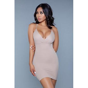 Buet Dille Korrigerende Dress - Beige