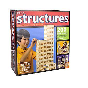 Keva - structures - 200 pc