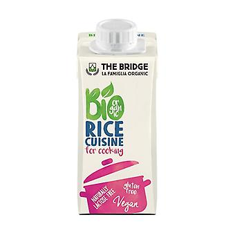 Cooking rice preparation 200 ml