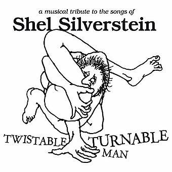 Twistable Turnable Man - Twistable Turnable Man [CD] USA import