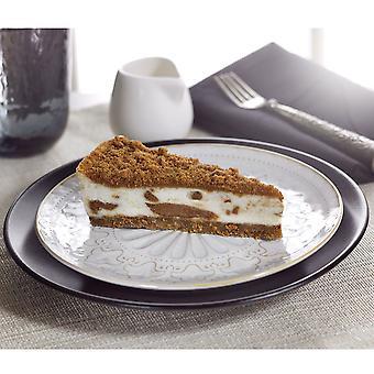 Mademoiselle Frozen Vegan Speculoos Cheesecake