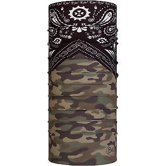 Buff Unisex Afgan Original Protective Outdoor Tubular Bandana Scarf - Multi